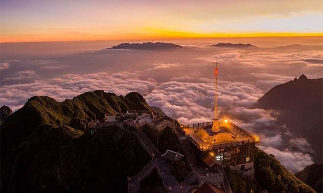 """Sun World Fansipan Legend- sức hút của """"điểm du lịch có thắng cảnh thiên nhiên hàng đầu thế giới"""" ảnh 5"""
