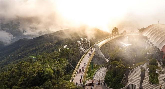 Cầu Vàng đứng đầu danh sách kỳ quan mới của thế giới ảnh 4