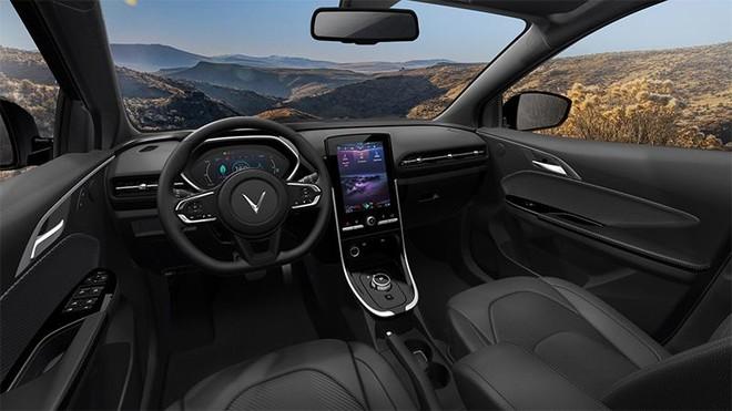 VinFast mở bán mẫu ô tô điện đầu tiên với mức giá 690 triệu đồng ảnh 4