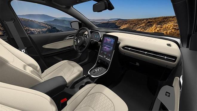 VinFast mở bán mẫu ô tô điện đầu tiên với mức giá 690 triệu đồng ảnh 8