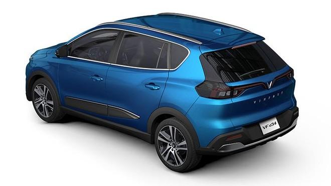 VinFast mở bán mẫu ô tô điện đầu tiên với mức giá 690 triệu đồng ảnh 9