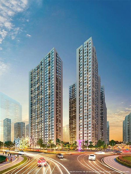 Dự án nào đang có chính sách bán hàng tốt nhất thị trường phía Tây Hà Nội? ảnh 1