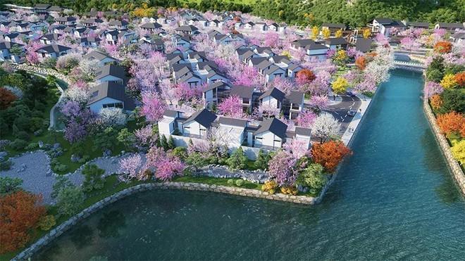 Liệu pháp tắm khoáng nóng kéo dài tuổi thọ chỉ có tại biệt thự khoáng nóng Sun Onsen Village - Limited Edition ảnh 1