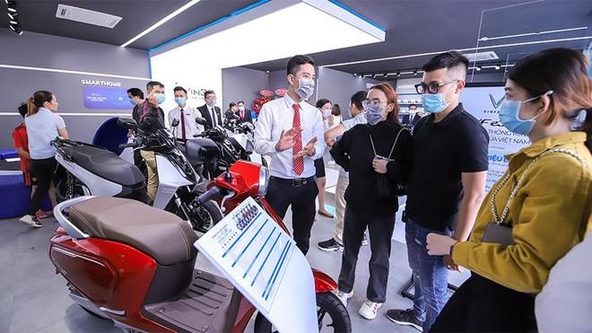 Khai trương 64 showroom xe máy điện VinFast kết hợp trung tâm trải nghiệm Vin3S toàn quốc ảnh 2