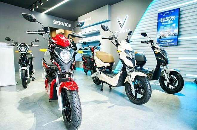 Khai trương 64 showroom xe máy điện VinFast kết hợp trung tâm trải nghiệm Vin3S toàn quốc ảnh 5