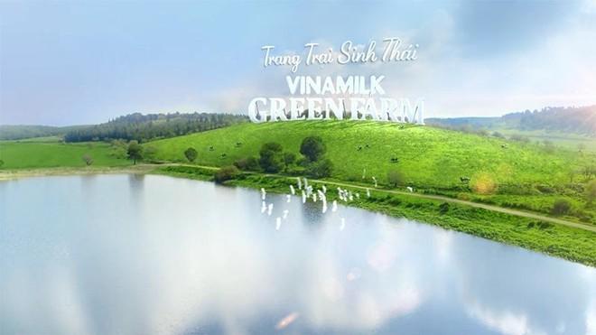 Vinamilk ra mắt hệ thống Trang trại sinh thái Vinamilk Green Farm ảnh 1