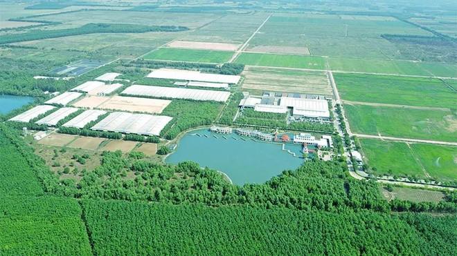 Vinamilk ra mắt hệ thống Trang trại sinh thái Vinamilk Green Farm ảnh 2