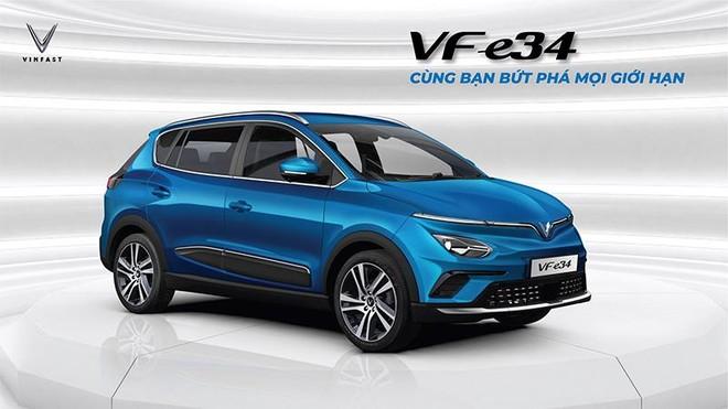 VinFast VF e34 - cuộc cách mạng trên thị trường ô tô Việt Nam ảnh 4