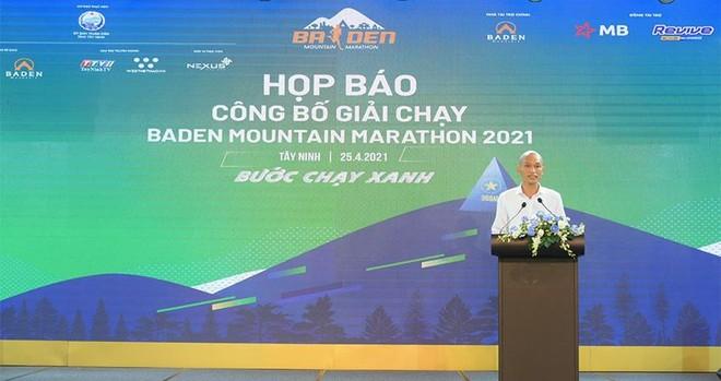 Chính thức khởi động giải chạy BaDen Mountain Marathon 2021 tại Tây Ninh ảnh 4