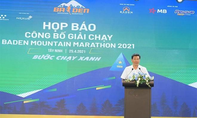 Chính thức khởi động giải chạy BaDen Mountain Marathon 2021 tại Tây Ninh ảnh 3