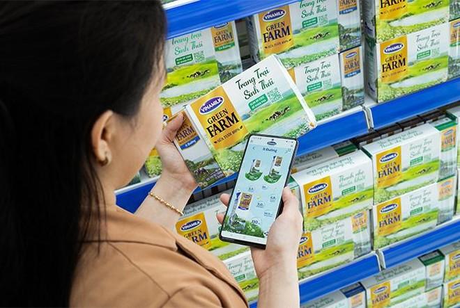 Vượt mốc 500 cửa hàng Giấc mơ sữa Việt, Vinamilk gia tăng trải nghiệm mua sắm cho người tiêu dùng ảnh 2