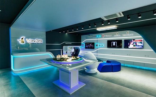 Khám phá không gian showroom Vin3S đầu tiên tại Việt Nam của VinFast ảnh 6