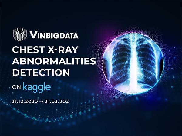 VinBigdata công bố kết quả cuộc thi toàn cầu về ứng dụng AI trong phân tích hình ảnh y tế trị giá 50.000 USD ảnh 1
