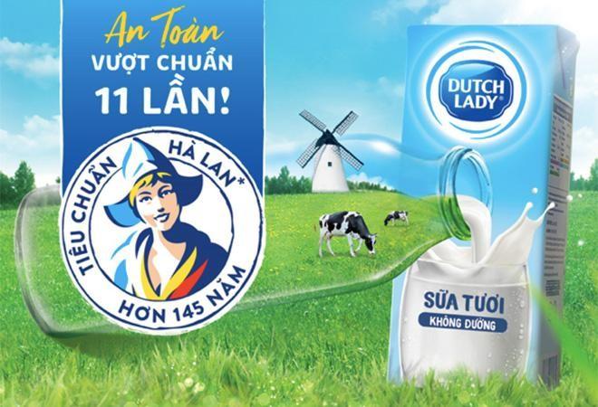 Nỗ lực thăng hạng của thương hiệu sữa có lịch sử 150 năm ảnh 5