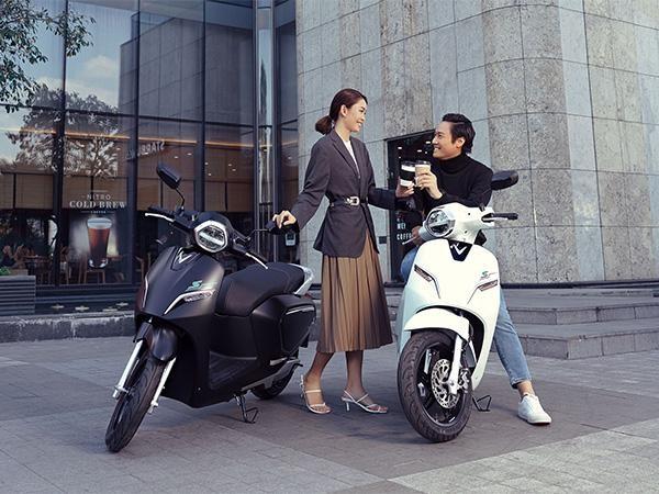 Cơ hội nhận ưu đãi lớn khi mua xe máy điện VinFast trong tháng 4 ảnh 2