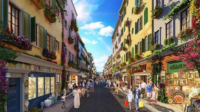 """Shophouse The Center hút giới đầu tư Phú Quốc nhờ vị trí tâm mạch """"thị trấn Địa Trung Hải"""" ảnh 3"""