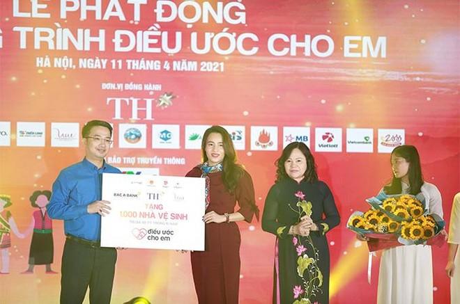 Xây mới 1.000 nhà vệ sinh trường học: Sức khỏe học đường là tương lai tầm vóc Việt ảnh 2