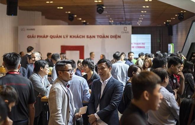 Vingroup ra mắt bộ giải pháp chuyển đổi số quản lý khách sạn toàn diện CiHMS ảnh 1
