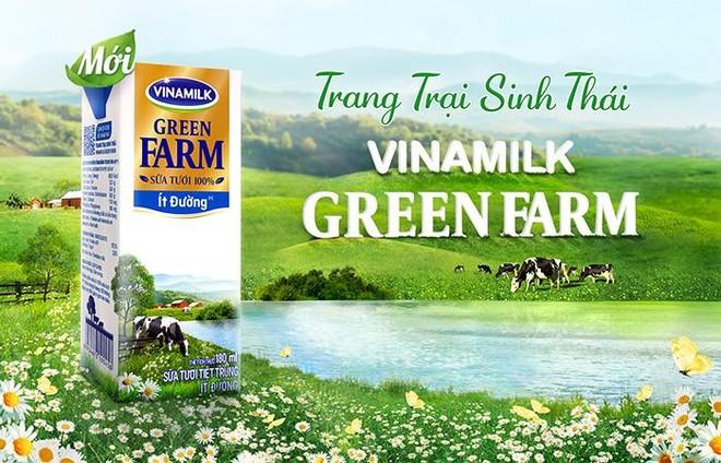 Sữa tươi Green Farm mới – dòng sản phẩm được lòng người tiêu dùng nhờ yếu tố thiên nhiên ảnh 5