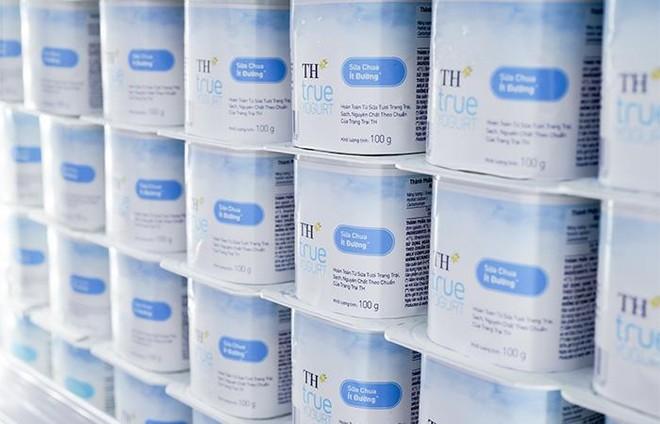 Sữa chua ít đường TH true YOGURT: Thêm lựa chọn tốt cho sức khỏe ảnh 1