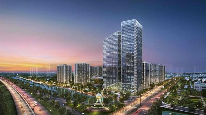 Bất động sản phía Đông Hà Nội bứt tốc với dự án nghìn tỷ ảnh 1