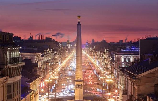 Những đại lộ làm nên tên tuổi các thành phố du lịch thế giới ảnh 3