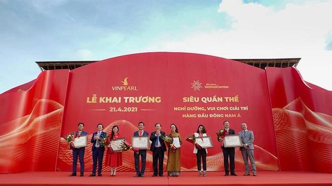 Vingroup khai trương siêu quần thể nghỉ dưỡng, vui chơi, giải trí hàng đầu Đông Nam Á – Phú Quốc United Center ảnh 2