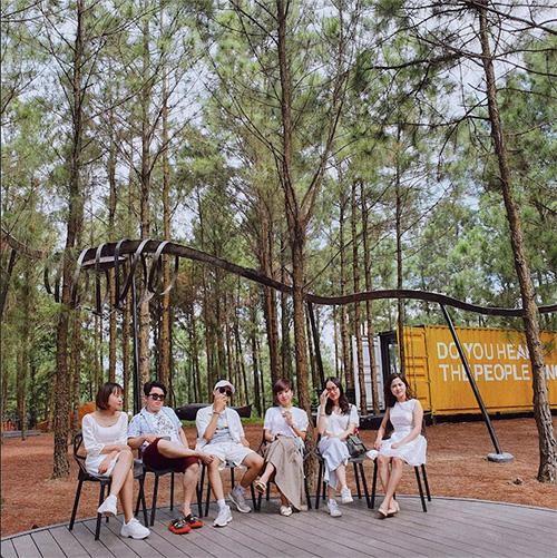 """Những địa điểm check-in gây """"bão mạng"""" tại Flamingo Đại Lải Resort ảnh 11"""