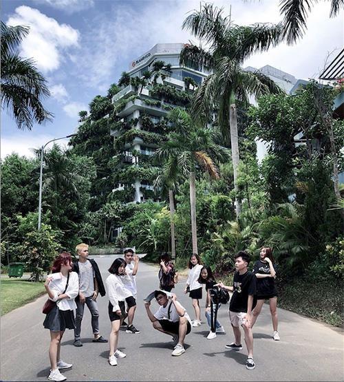 """Những địa điểm check-in gây """"bão mạng"""" tại Flamingo Đại Lải Resort ảnh 5"""