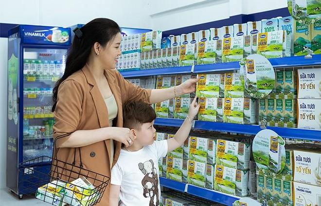 Vinamilk liên tục dẫn đầu ngành hàng sữa nước nhiều năm liền ảnh 1