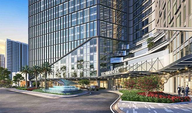 Thiết kế xanh bền vững, TechnoPark Tower chinh phục cộng đồng doanh nghiệp công nghệ ảnh 3