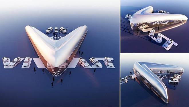 Công bố kết quả cuộc thi Thiết kế showroom VinFast toàn cầu 2021 ảnh 1