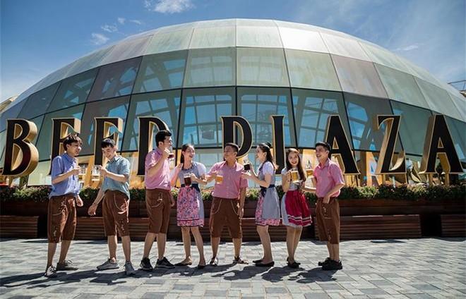 Sun World Ba Na Hills hứa hẹn bùng nổ với loạt sản phẩm mới dịp 30/4 ảnh 4