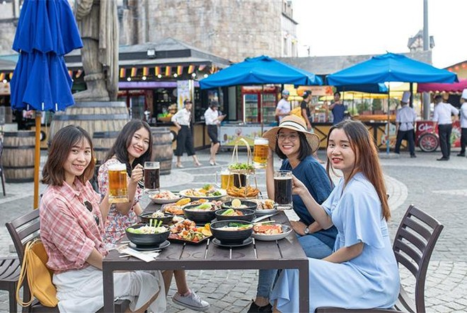 Sun World Ba Na Hills hứa hẹn bùng nổ với loạt sản phẩm mới dịp 30/4 ảnh 3