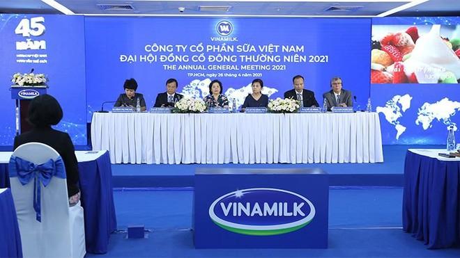 Vinamilk tập trung đầu tư các dự án lớn, chú trọng phát triển bền vững và quản trị doanh nghiệp ảnh 1