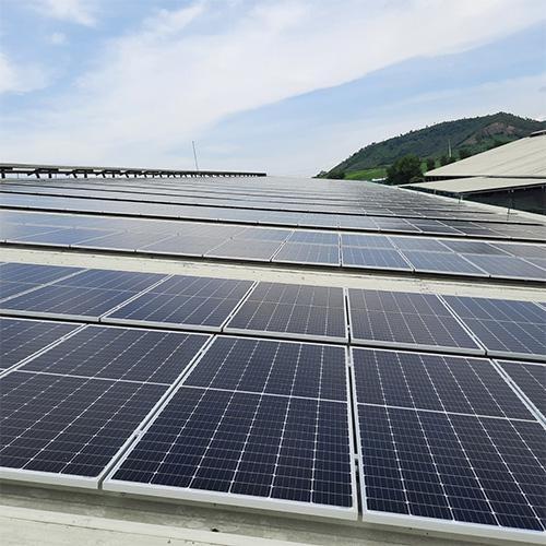 Phát triển năng lượng xanh từ mái trang trại, TH giảm sử dụng nguồn điện từ năng lượng hóa thạch ảnh 3