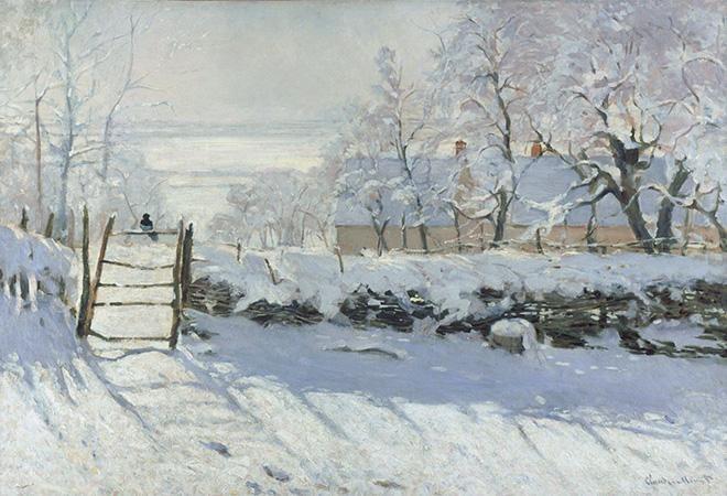 """""""Ngoài"""" và """"trong"""" ở triển lãm của Claude Monet và Pierre Bonnard tại VCCA ảnh 2"""