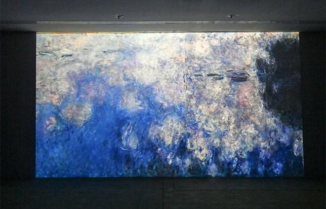 """""""Ngoài"""" và """"trong"""" ở triển lãm của Claude Monet và Pierre Bonnard tại VCCA ảnh 6"""