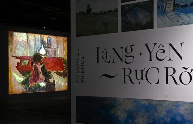 """""""Ngoài"""" và """"trong"""" ở triển lãm của Claude Monet và Pierre Bonnard tại VCCA ảnh 7"""
