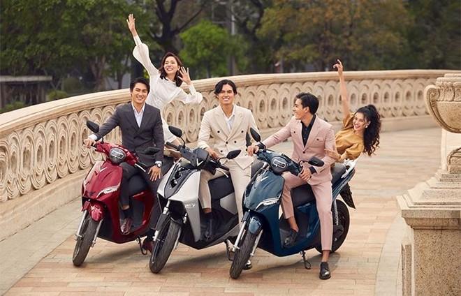 """Xe máy điện trở thành """"trend"""" ở châu Á như thế nào? ảnh 1"""