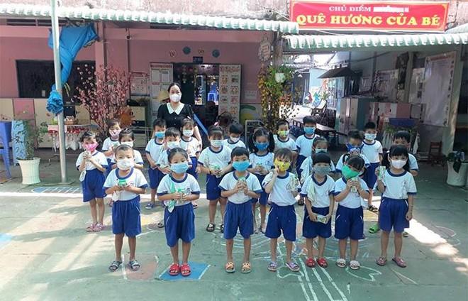 Vinamilk và Quỹ sữa Vươn cao Việt Nam tiếp tục hành trình trao sữa cho trẻ em tại 26 tỉnh thành trong năm thứ 14 ảnh 2