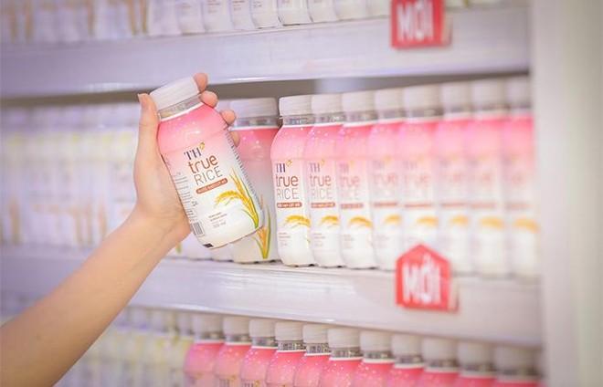 Bí quyết vị ngọt mát lành tự nhiên của nước gạo lứt đỏ TH true RICE ảnh 1