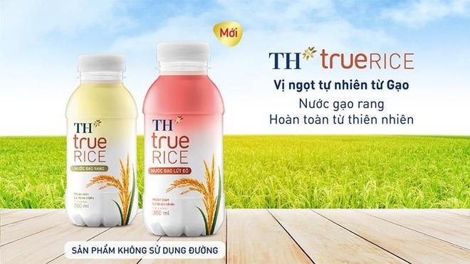 Bí quyết vị ngọt mát lành tự nhiên của nước gạo lứt đỏ TH true RICE ảnh 3