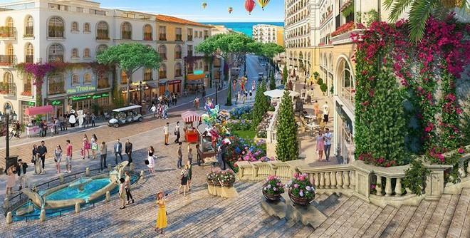 """The Center, đẳng cấp shophouse tại tâm mạch """"thị trấn Địa Trung Hải"""" ảnh 3"""