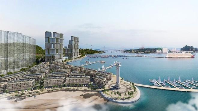 Sun Group ra mắt tổ hợp bất động sản, giải trí Sun Marina bên Vịnh Hạ Long ảnh 1