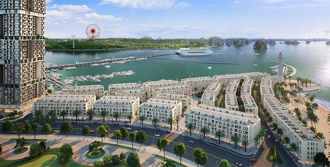 Sun Group ra mắt tổ hợp bất động sản, giải trí Sun Marina bên Vịnh Hạ Long ảnh 2