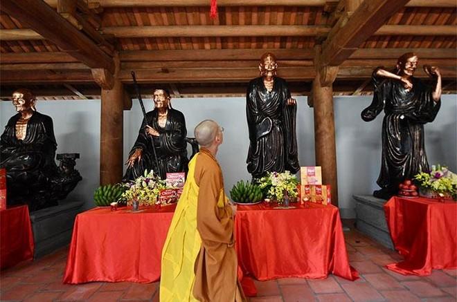 Đẹp ngoạn mục quần thể văn hóa tâm linh trên đỉnh Ba Đèo, Hạ Long ảnh 7