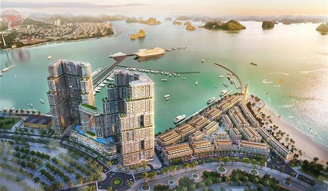 """Sun Marina Town – căn hộ triệu đôla sở hữu """"tầm nhìn kép"""" bên Vịnh Du thuyền ảnh 2"""