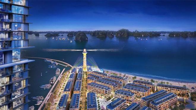 """Sun Marina Town – căn hộ triệu đôla sở hữu """"tầm nhìn kép"""" bên Vịnh Du thuyền ảnh 3"""