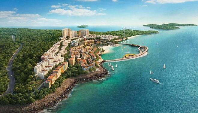 The Hill - Sun Grand City Hillside Residence: Hình mẫu căn hộ nghỉ dưỡng lý tưởng tại trung tâm Nam Phú Quốc ảnh 1